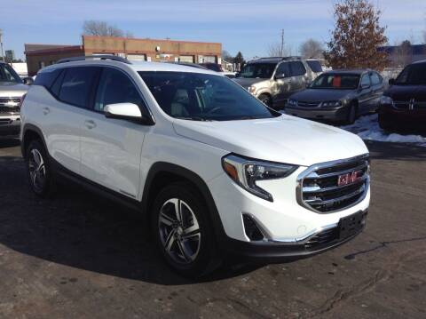 2020 GMC Terrain for sale at Bruns & Sons Auto in Plover WI