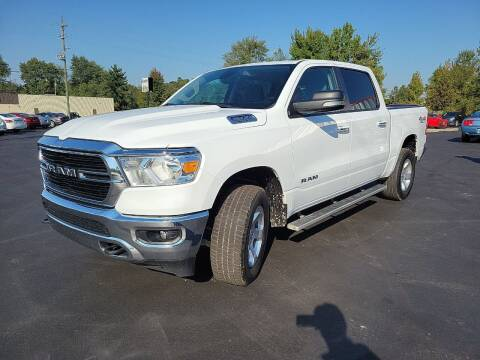 2019 RAM Ram Pickup 1500 for sale at Cruisin' Auto Sales in Madison IN