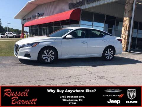 2020 Nissan Altima for sale at Russell Barnett Chrysler Dodge Jeep Ram in Winchester TN