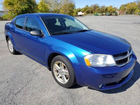 2009 Dodge Avenger for sale at 518 Auto Sales in Queensbury NY