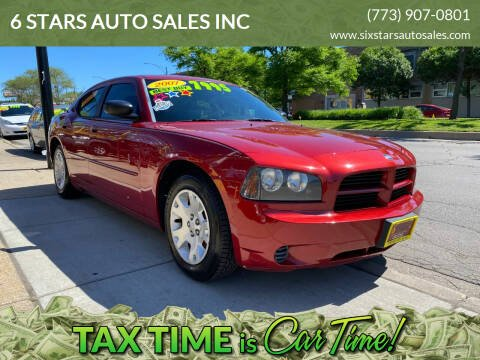 2007 Dodge Charger for sale at 6 STARS AUTO SALES INC in Chicago IL