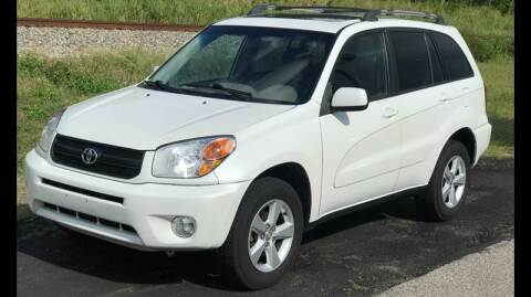 2005 Toyota RAV4 for sale at A4dable Rides LLC in Haines City FL