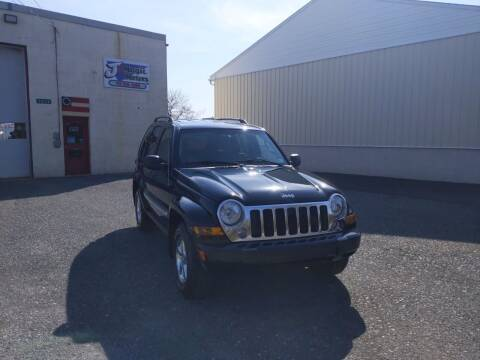 2005 Jeep Liberty for sale at J'S MAGIC MOTORS in Lebanon PA