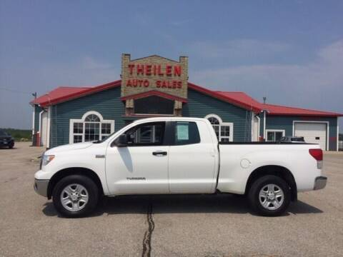 2010 Toyota Tundra for sale at THEILEN AUTO SALES in Clear Lake IA