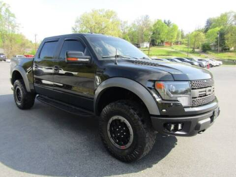 2013 Ford F-150 for sale at Specialty Car Company in North Wilkesboro NC