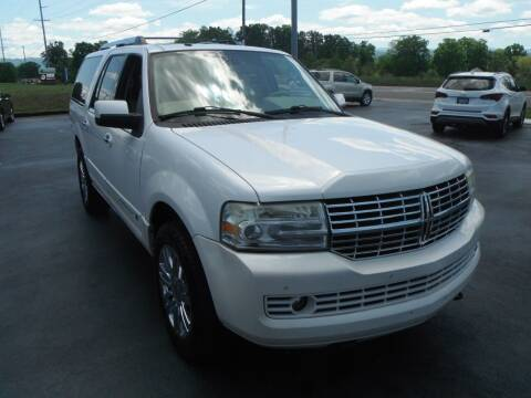 2010 Lincoln Navigator L for sale at Morelock Motors INC in Maryville TN