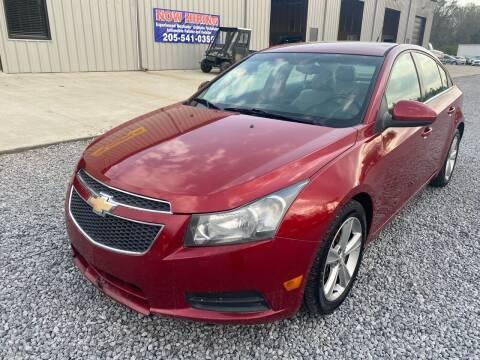 2014 Chevrolet Cruze for sale at Alpha Automotive in Odenville AL