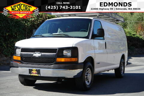 2005 Chevrolet Express Cargo for sale at West Coast Auto Works in Edmonds WA