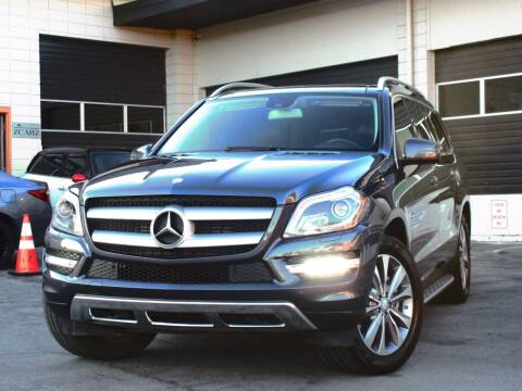 2013 Mercedes-Benz GL-Class for sale at Z Carz Inc. in San Carlos CA