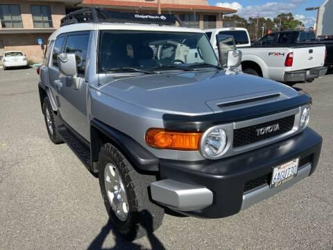 2007 Toyota FJ Cruiser for sale at Coast Auto Motors in Newport Beach CA