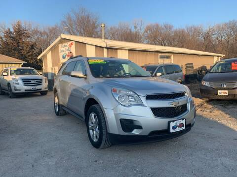 2011 Chevrolet Equinox for sale at Victor's Auto Sales Inc. in Indianola IA