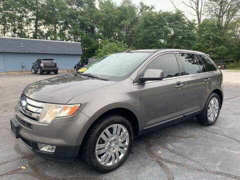 2009 Ford Edge for sale at Port City Cars in Muskegon MI