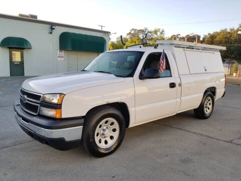 2007 Chevrolet Silverado 1500 Classic for sale at Cars R Us 2 in Roseville CA