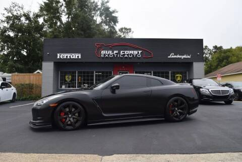 2010 Nissan GT-R for sale at Gulf Coast Exotic Auto in Biloxi MS