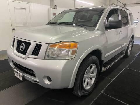 2013 Nissan Armada for sale at TOWNE AUTO BROKERS in Virginia Beach VA
