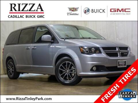2019 Dodge Grand Caravan for sale at Rizza Buick GMC Cadillac in Tinley Park IL