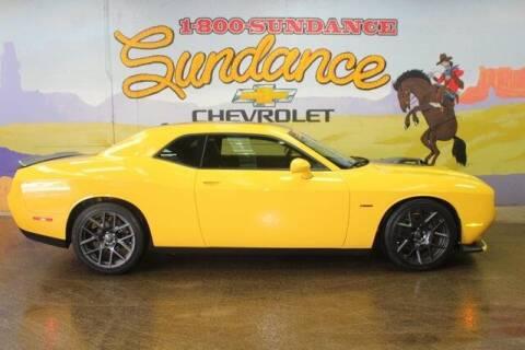 2017 Dodge Challenger for sale at Sundance Chevrolet in Grand Ledge MI
