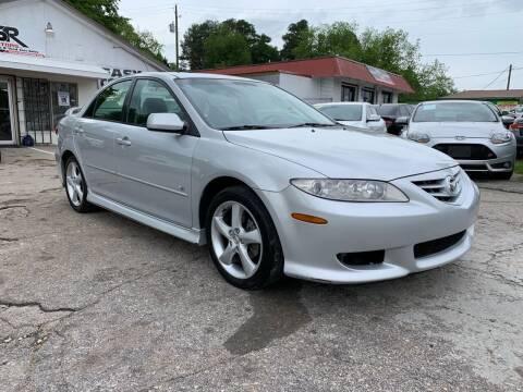 2005 Mazda MAZDA6 for sale at SR Motors Inc in Gainesville GA