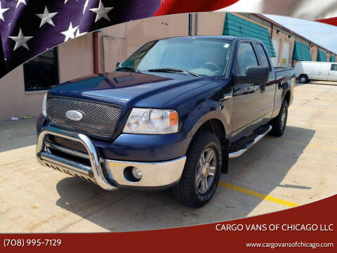 2006 Ford F-150 for sale at Cargo Vans of Chicago LLC in Mokena IL