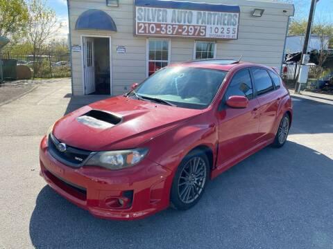 2011 Subaru Impreza for sale at Silver Auto Partners in San Antonio TX