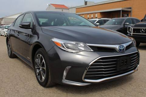 2018 Toyota Avalon Hybrid for sale at SHAFER AUTO GROUP in Columbus OH