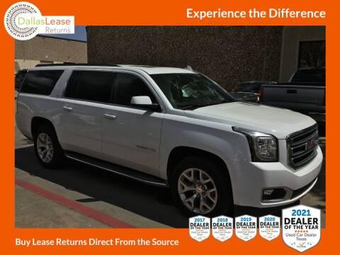 2016 GMC Yukon XL for sale at Dallas Auto Finance in Dallas TX