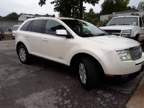 2007 Lincoln MKX for sale at BBC Motors INC in Fenton MO