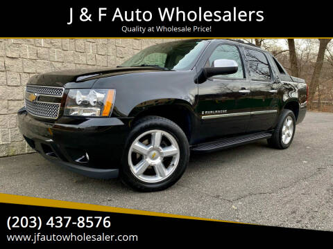 2009 Chevrolet Avalanche for sale at J & F Auto Wholesalers in Waterbury CT