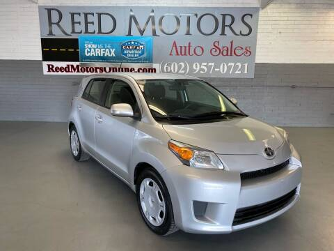 2014 Scion xD for sale at REED MOTORS LLC in Phoenix AZ