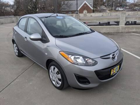 2013 Mazda MAZDA2 for sale at QC Motors in Fayetteville AR
