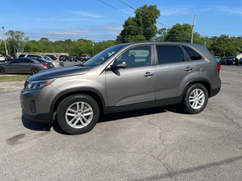 2014 Kia Sorento for sale at Adairsville Auto Mart in Plainville GA