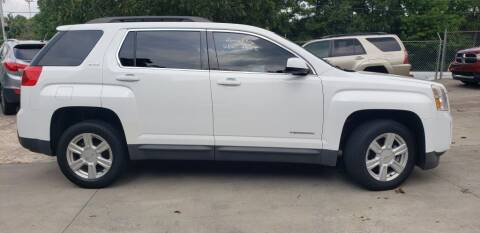 2014 GMC Terrain for sale at On The Road Again Auto Sales in Doraville GA