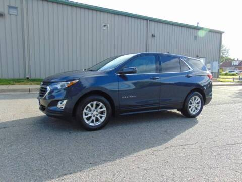 2018 Chevrolet Equinox for sale at CR Garland Auto Sales in Fredericksburg VA