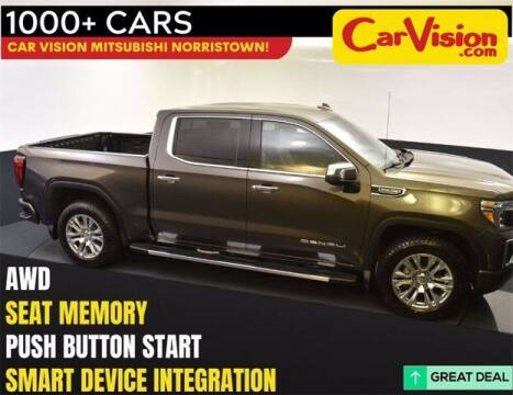 2019 GMC Sierra 1500 for sale at Car Vision Buying Center in Norristown PA