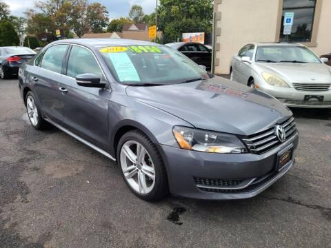 2014 Volkswagen Passat for sale at Costas Auto Gallery in Rahway NJ