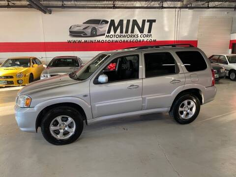 2006 Mazda Tribute for sale at MINT MOTORWORKS in Addison IL