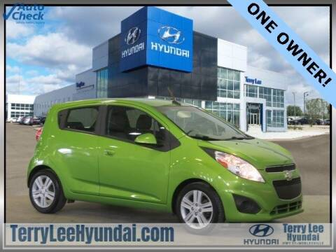 2014 Chevrolet Spark for sale at Terry Lee Hyundai in Noblesville IN