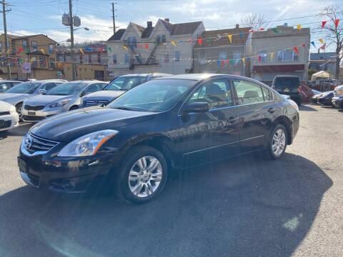 2012 Nissan Altima for sale at 21st Ave Auto Sale in Paterson NJ