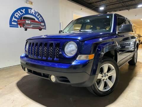 2014 Jeep Patriot for sale at Italy Blue Auto Sales llc in Miami FL