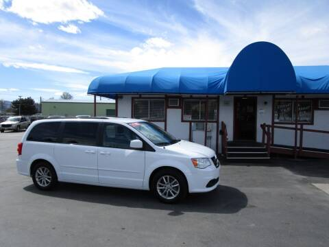 2015 Dodge Grand Caravan for sale at Jim's Cars by Priced-Rite Auto Sales in Missoula MT