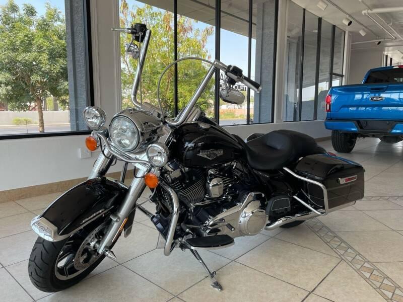 2016 Harley-Davidson Road King for sale in Mesa, AZ