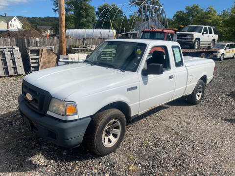 2007 Ford Ranger for sale at Vuolo Auto Sales in North Haven CT