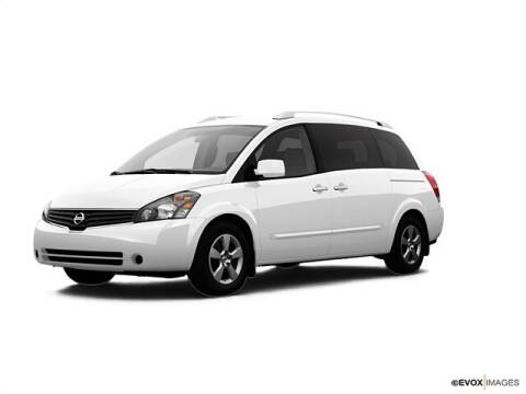 2008 Nissan Quest for sale at CHAPARRAL USED CARS in Piney Flats TN