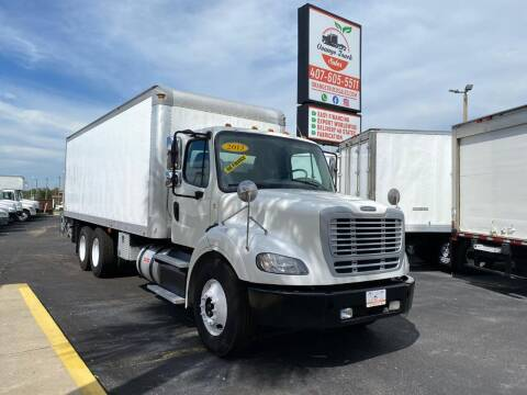 2013 Freightliner M2 112 for sale at Orange Truck Sales in Orlando FL