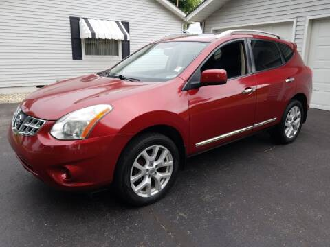 2011 Nissan Rogue for sale at CALDERONE CAR & TRUCK in Whiteland IN