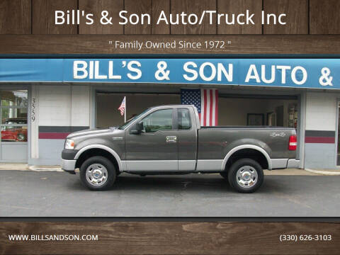 2007 Ford F-150 for sale at Bill's & Son Auto/Truck Inc in Ravenna OH