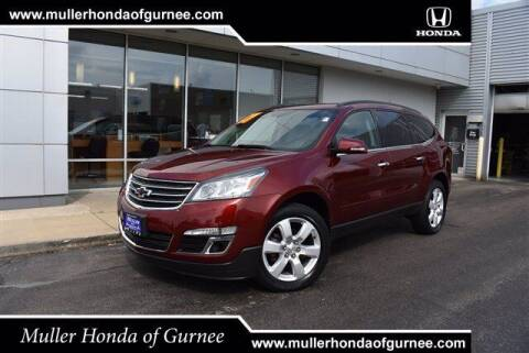 2017 Chevrolet Traverse for sale at RDM CAR BUYING EXPERIENCE in Gurnee IL