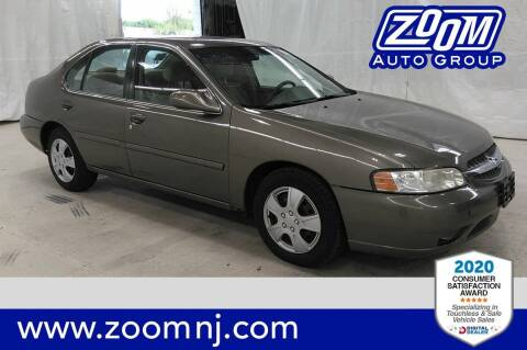 2000 Nissan Altima for sale at Zoom Auto Group in Parsippany NJ