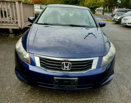 2009 Honda Accord for sale at Life Auto Sales in Tacoma WA