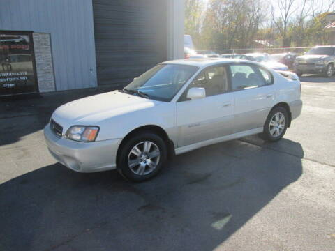 2004 Subaru Outback for sale at Access Auto Brokers in Hagerstown MD